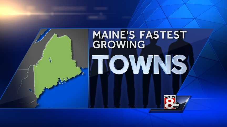The U.S. Census Bureau has released its latest population estimates for Maine. Click through to check out which communities gained the most residents from 2010 to 2013.