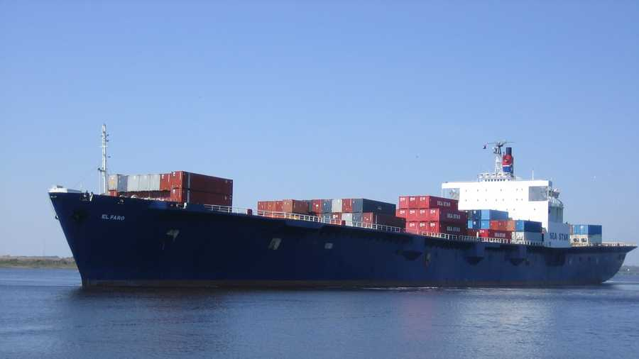 A photo of El Faro taken in 2006.