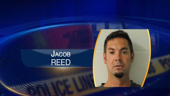Police arrested a man accused of robbing a bank in Seabrook.