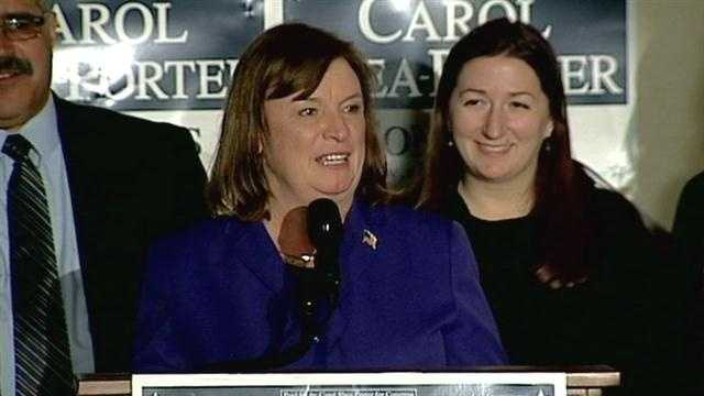 Carol Shea-Porter wins 1st Congressional District race.