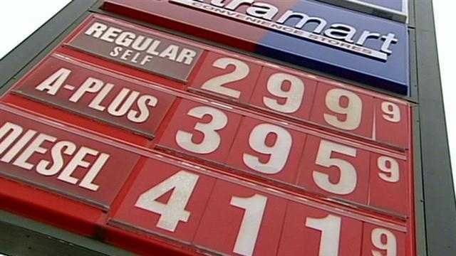 A Church offers discounted gas to drivers. Nick Spinetto reports.