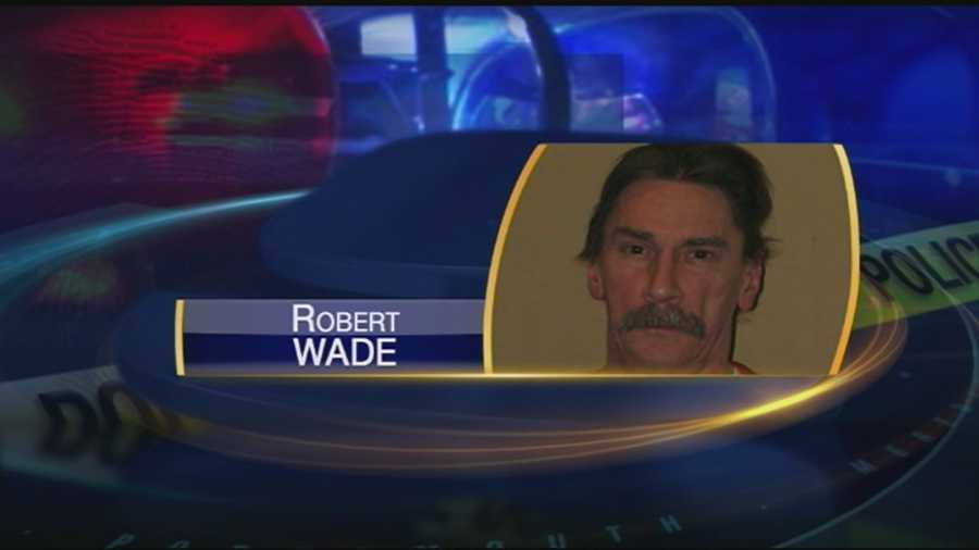 A man convicted of burglary nearly 30 years ago was behind bars Thursday.