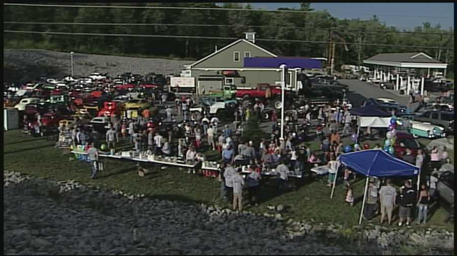 Organizers were calling a fundraiser in Candia Thursday a big success.
