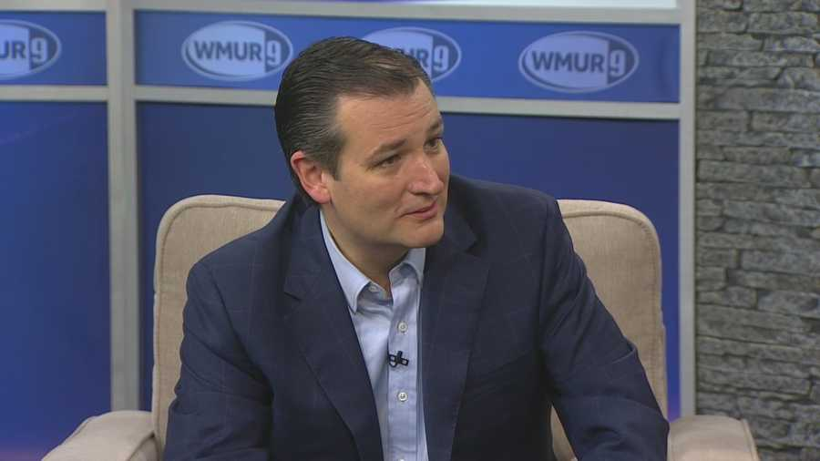 Republican presidential candidate Ted Cruz joins Josh McElveen for the Conversation with the Candidate series (Part 1).