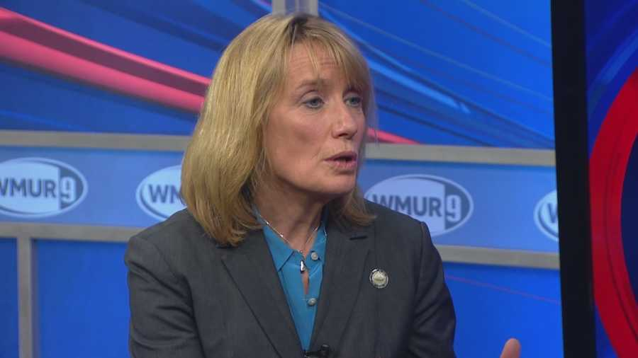 Gov. Maggie Hassan sits down with Josh McElveen on CloseUP.