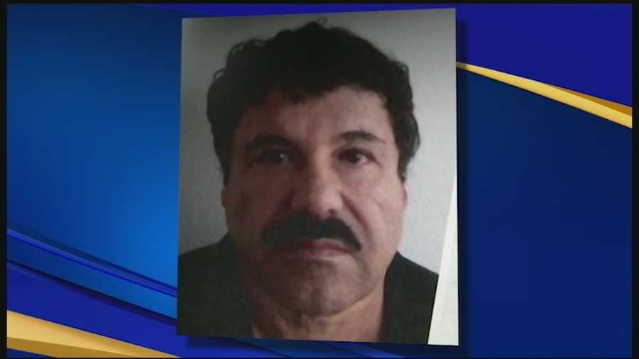 Manuel Jesus Gutierrez-Guzman, cousin of one of the world's most notorious drug lords, has been sentenced to 16 years in federal prison.