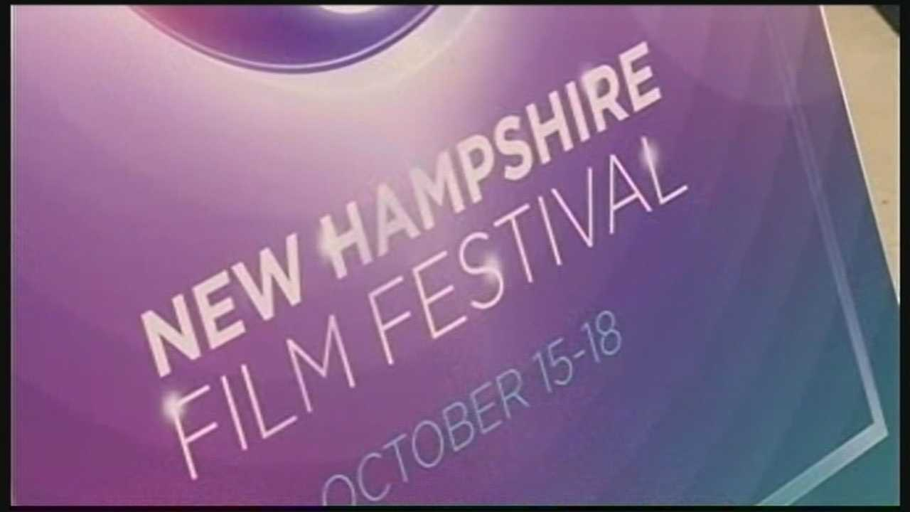 The 15th Annual New Hampshire Film Festival is underway in Portsmouth.