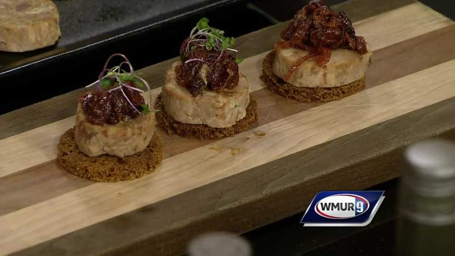 Matt Provencher of The Foundry shows how to make this tasty pork dish.