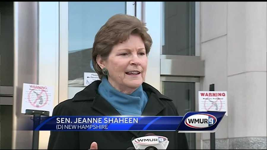 U.S. Sen. Jeanne Shaheen (D-N.H.) is urging her Senate colleagues to take a vote on U.S. Supreme Court nominee Merrick Garland.