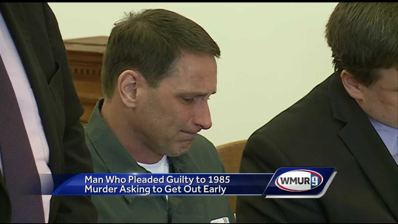 A man who shot and killed another man more than three decades ago apologized to the victim's family Thursday as he asked for a sentence reduction.