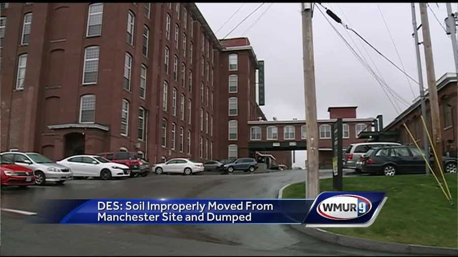 A prominent New Hampshire real estate development company is under scrutiny from the state over the dumping of contaminated soil.