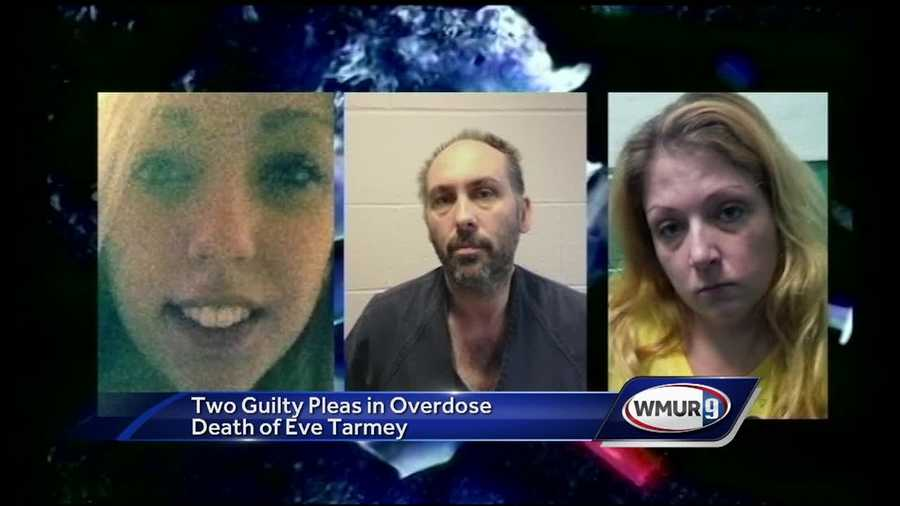 Two people charged in connection with the overdose death of a Rochester teenager last year pleaded guilty Monday afternoon.