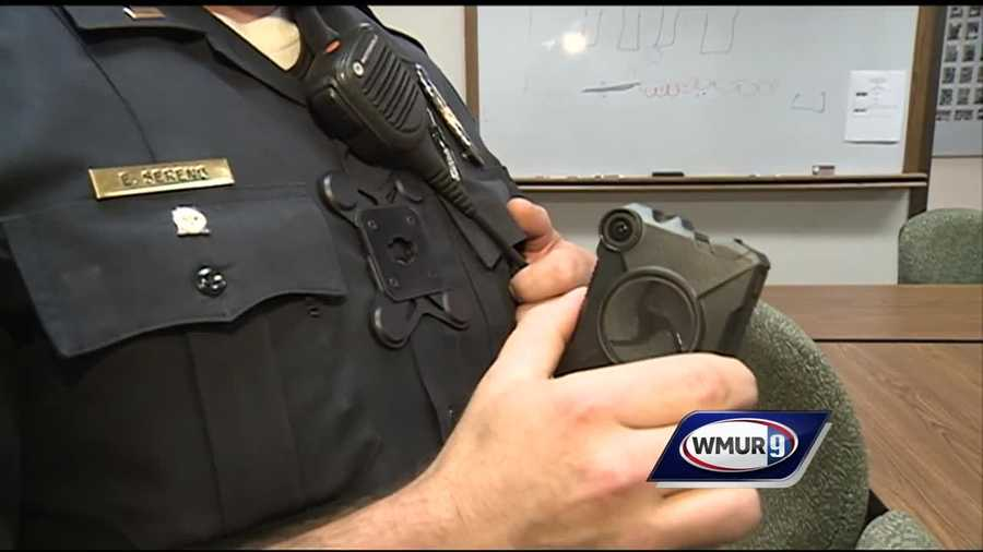 Goffstown police announced Wednesday that all officers will be wearing body cameras full-time by the end of the week.