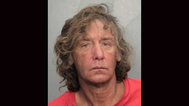 Police say David Weber broke into a car and stole a credit card to buy a beer at The Clevelander in Miami Beach, but the bartender called 911 after he was handed his own card.