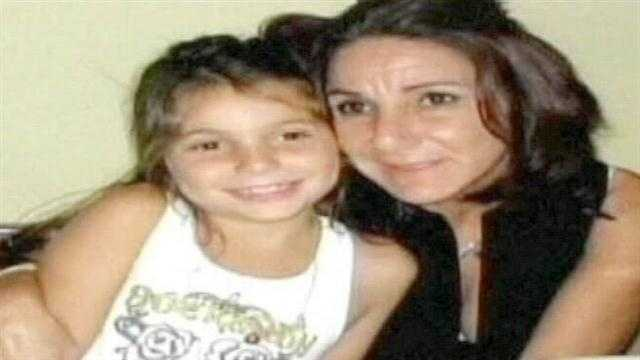 Nancy Bochicchio and her 7-year-old daughter, Joey, were found dead in their SUV in the parking lot of the Town Center at Boca Raton on Dec. 12, 2007.