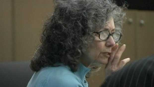 Donna Horwitz was found guilty of murder in the death of her ex-husband.