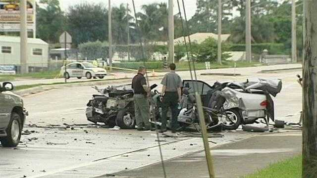 Florida Highway Patrol officials kicked off a statewide program on Monday, hoping to reduce the amount of hit-and-run crashes that take place.