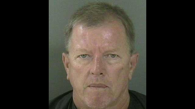 Jerry Wodtke is accused of pulling a gun on another man in Vero Beach.