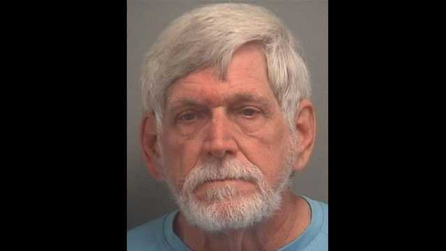 Dale Kipp is accused of molesting a 9-year-old girl during summer visits in 2011 and 2012.