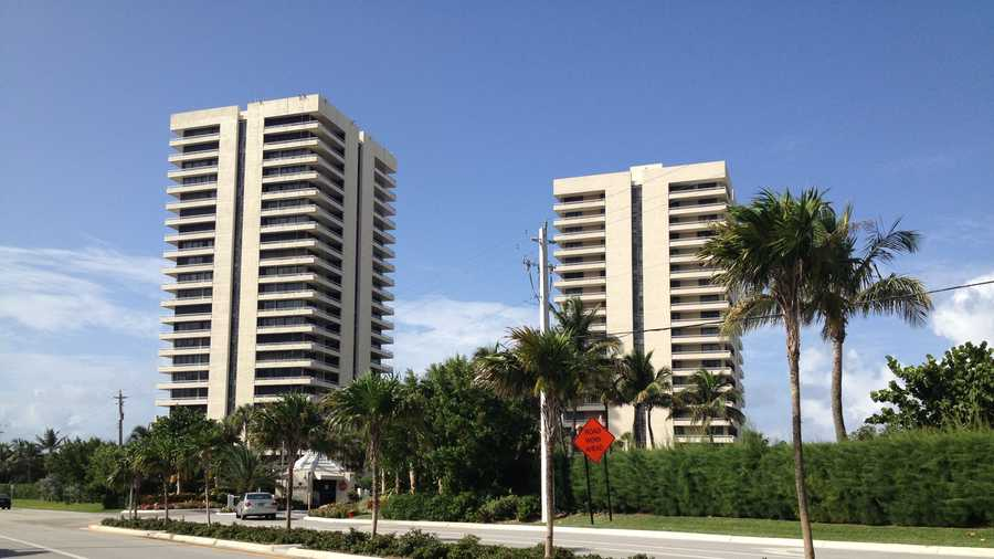 A husband and wife were found shot to death inside the Water Glades condominium on Singer Island.