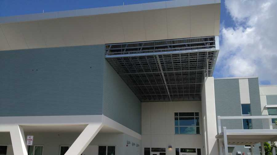 The new Galaxy E3 School in Boynton Beach covers 109,000 square feet.