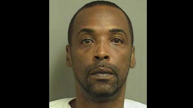 Floyd Williams Jr. was arrested on a charge of lewd and lascivious battery.