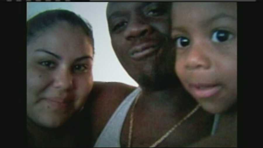 The aunt of a 3-year-old girl who will grow up without a father, as well as a family friend, told WPBF 25 News' Ari Hait that Patrick Ward loved his daughter more than anything.