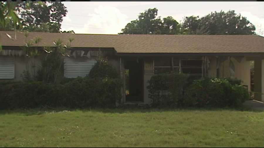 A Lake Park couple lost their home to a fire in Lake Park.