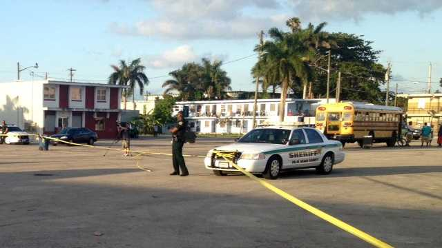 MAY 18: Three people were shot in Belle Glade on Sunday.