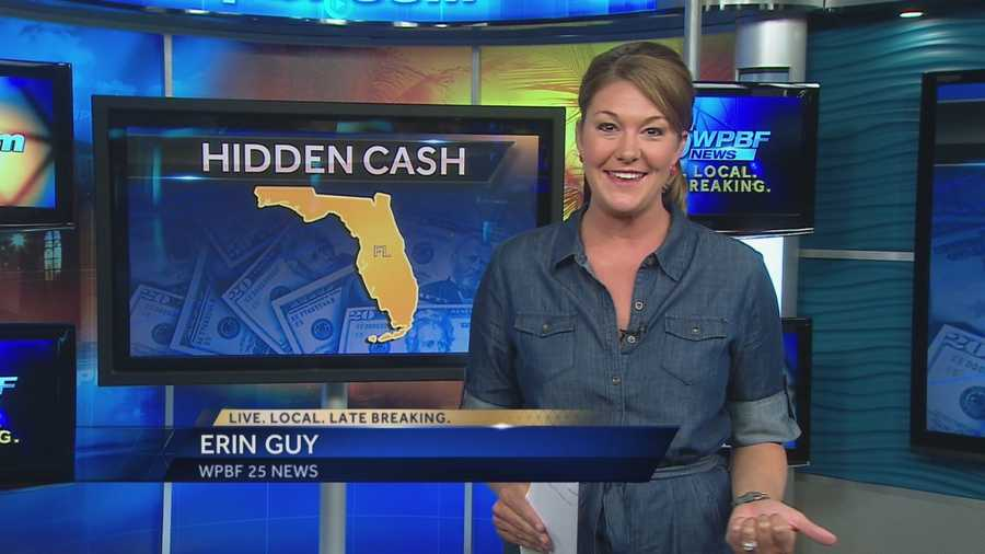 The hidden cash game has officially started in South Florida. @hiddencashsfl tweeted two clues Tuesday and within an hour of posting them, two people had cash in their hands. WPBF reporter Erin Guy has the story.