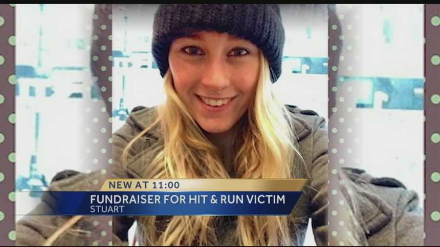 Friends took the stage and filled tables for Ashley Southard at Terra Fermata Tiki Bar on Monday night, but the 20-year-old, who would normally be among the crowd, was absent while fighting for her life in a hospital.