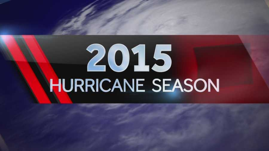 NOAA has released its forecast for the 2015 hurricane season which starts Monday, June 1.