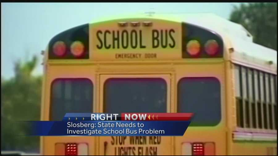 A legislator is calling for a state investigation of the Palm Beach County Schools transportation department.
