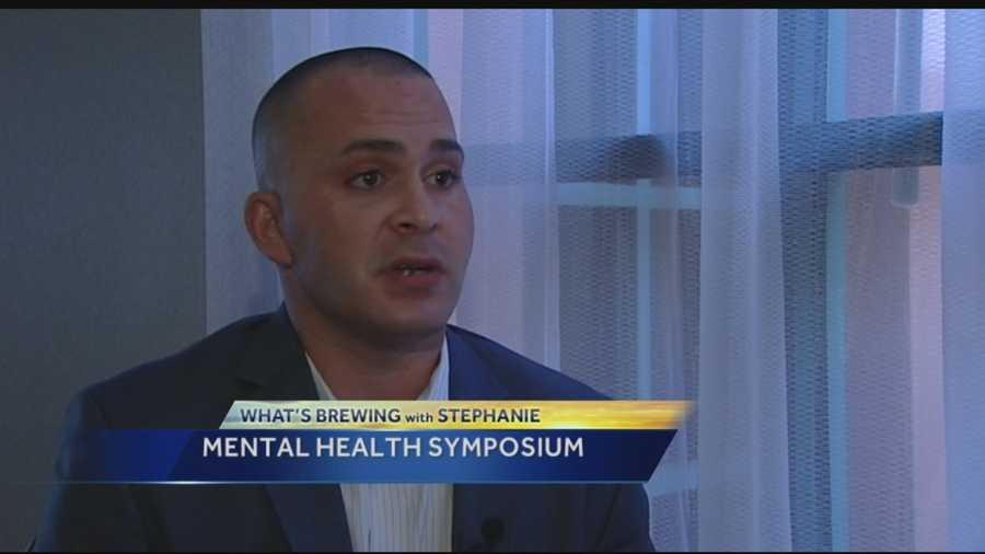 The inaugural Palm Beach County Mental Health Symposium took place in Boca Raton Friday. WPBF 25 News morning anchor/reporter Stephanie Berzinski was in attendance. The ultimate goal of the symposium was to educate and start a dialogue in Palm Beach County about mental health.