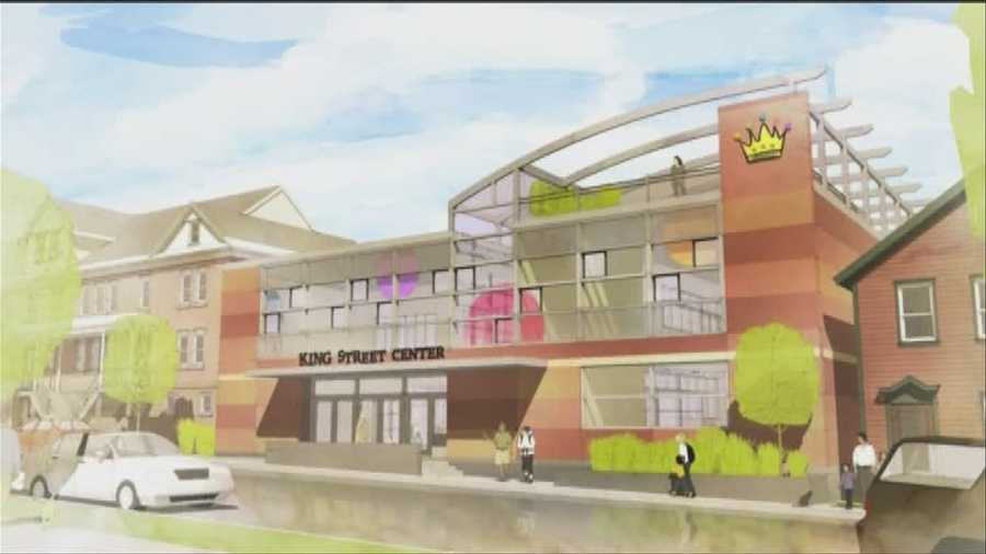 Burlington's King Street Center is close to its goal of $4.5 million in a renovation and expansion project. Program and city leaders launched a capital campaign Wednesday to close the final gap in fundraising.