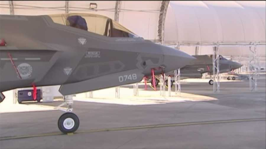 Monday is the first day the Air Force could release a decision on whether or not to base the F-35 at the Vermont Air National Guard base.
