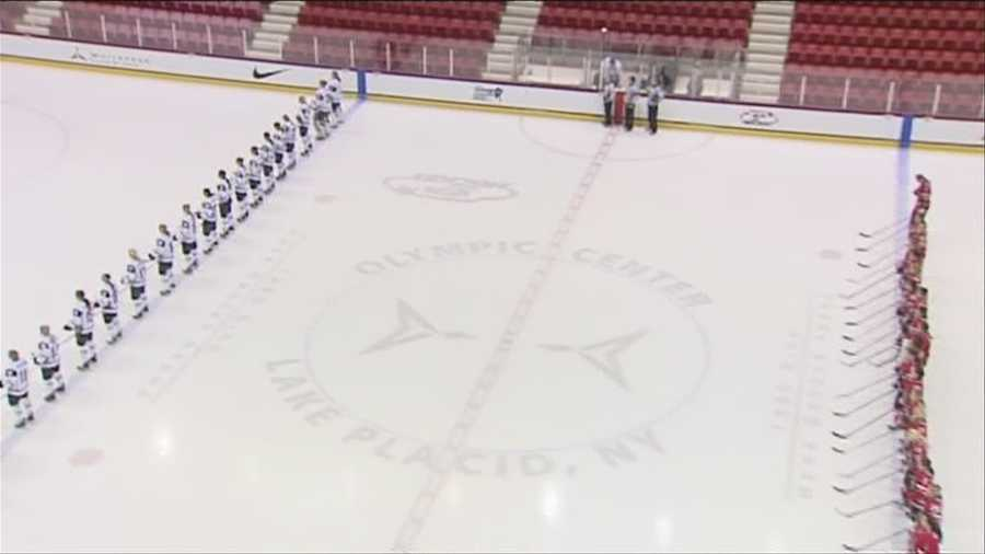 USA, Canada in Lake Placid for the 4 Nation's Cup