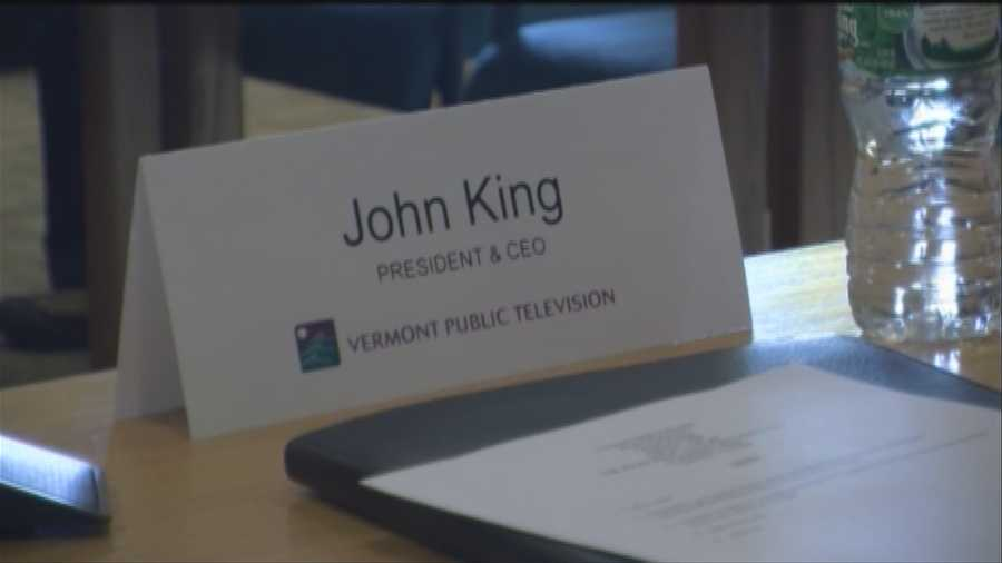 Sources tell WPTZ that some of the nearly two dozen closed door meetings held by Vermont Public Television's board of directors over the past two years focused on the station's President and CEO, John King.
