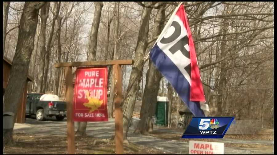 Over a dozen North Country sugar houses are opening their doors to the public for New York's Maple Weekend.
