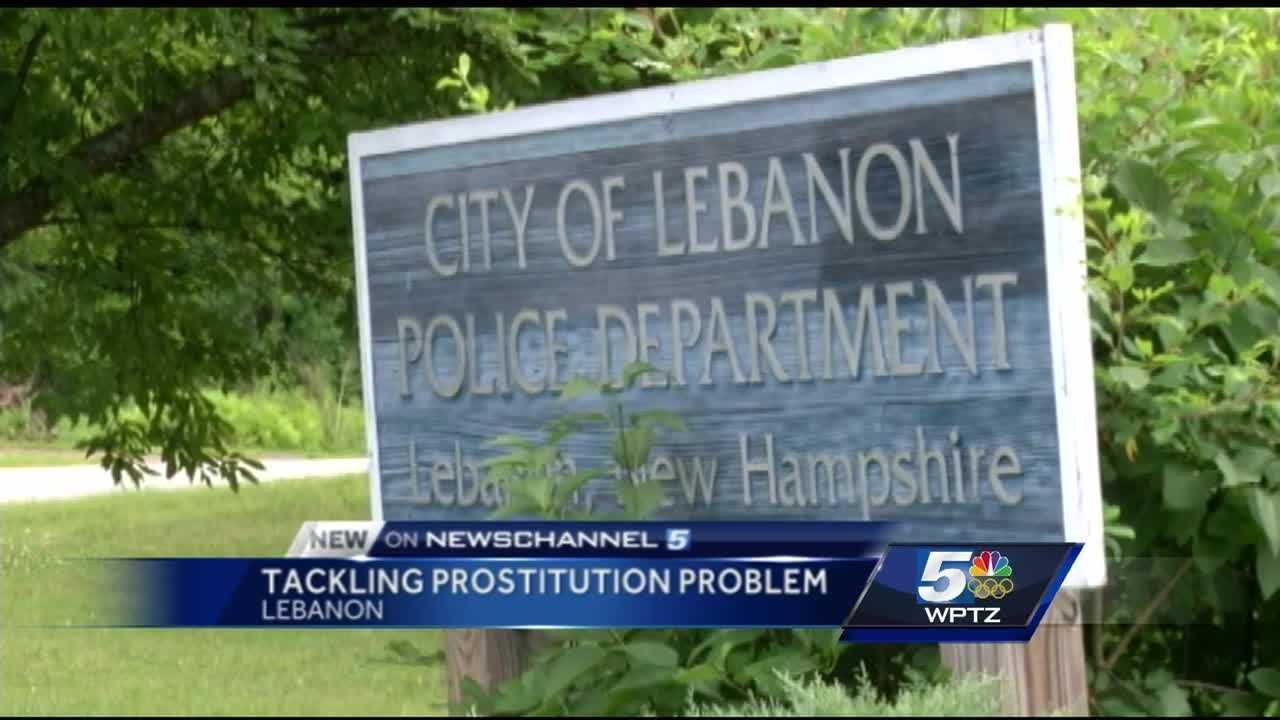 Lebanon police say they were inundated with responses after posting fake ads offering prostitution services.