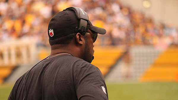 "Head coach Mike Tomlin said the Steelers' effort against Tennessee was ""unacceptable."""