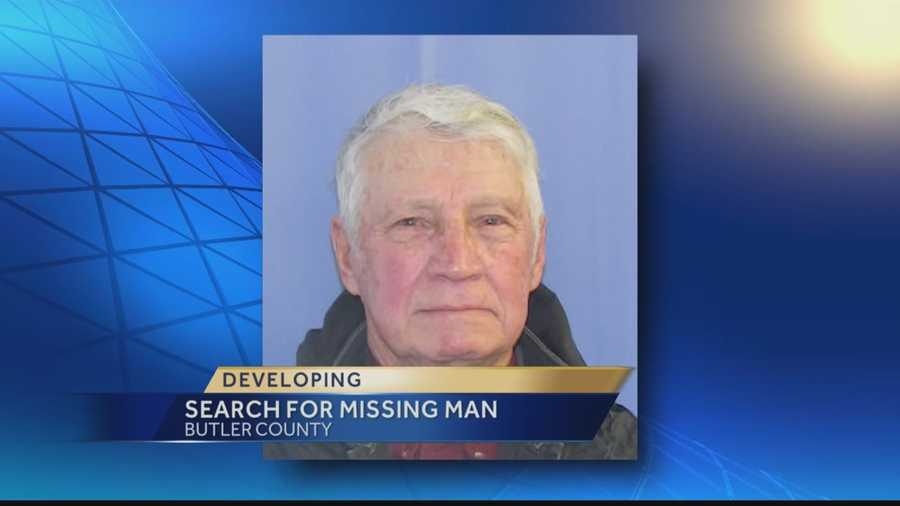 Action News Bob Hazen has the latest on search efforts for Raymond Mathews by crews in Butler County.