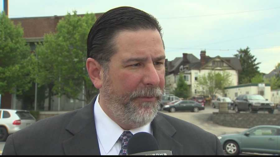Mayor Bill Peduto