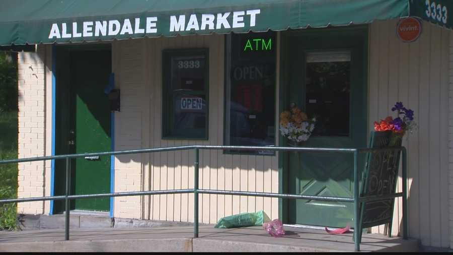 Allendale Market is located on Allendale Street in Sheraden.