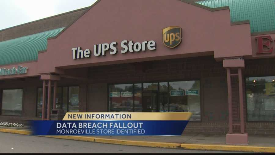 Pittsburgh's Action News 4's Matt Belanger has the latest on the UPS Data Breach that now has been confirmed to affect Monroveille.