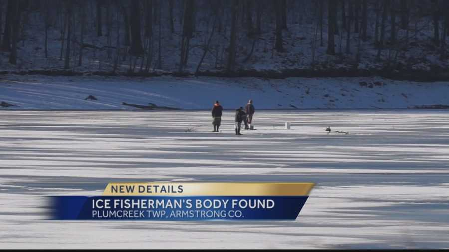 The body of a missing fisherman was recovered in a lake in Armstrong County Saturday afternoon.