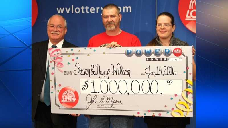 Powerball Drawing Produces 1 Million Winner In West Virginia Just