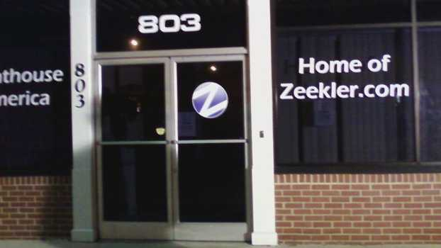 Zeekler, Zeek Rewards headquarters