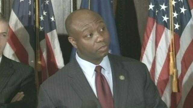 On January 3rd, 2013, Tim Scott took the oath of office as the newest United States Senator from South Carolina.