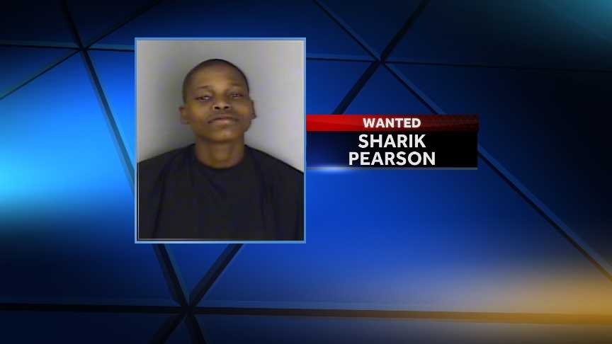 Deputies say Sharik Pearson is wanted in connection with a night club shooting in Greenwood County.